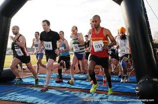 Roding Valley Half Marathon
