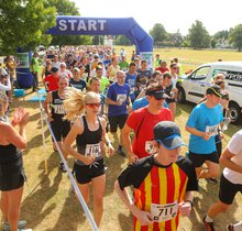 The Harry Hawkes Summer Raceday