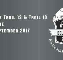 Montane Trail 13 and Trail 10 Delamere