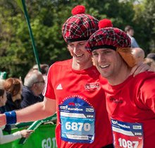 Edinburgh Marathon Festival (half & full marathon)