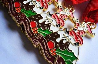 RunThrough Christmas Greenwich Park 10k & 5k - December