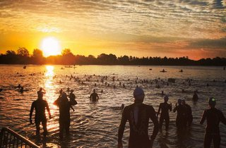 Cotswold Classic Middle Distance Triathlon