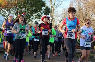 Maidstone Harriers Turkey Run