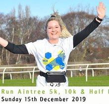 RunThrough Aintree 5k, 10k & Half Marathon - December