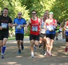On Shrewsbury Half Marathon