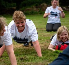 Britain's Bravest Military Challenge - Bristol Clifton Downs