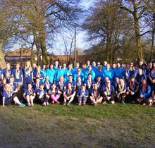 Winter Warmer 10k Blackburn