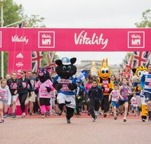 Vitality Westminster Mile