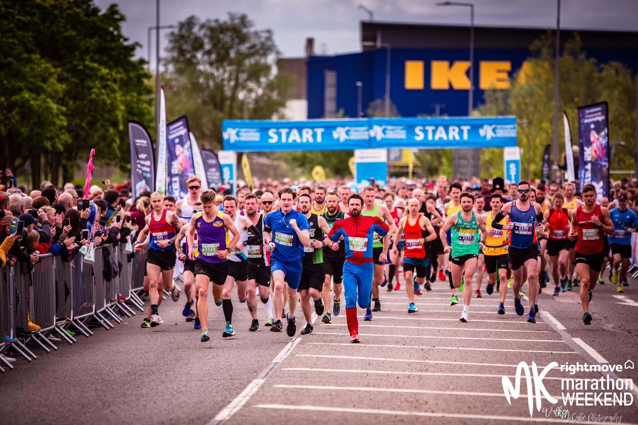 MK Marathon Weekend - image 2