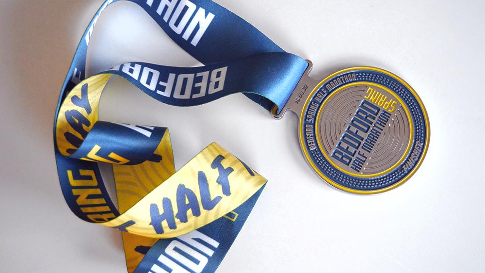 Bedford Spring Half Marathon - image 2