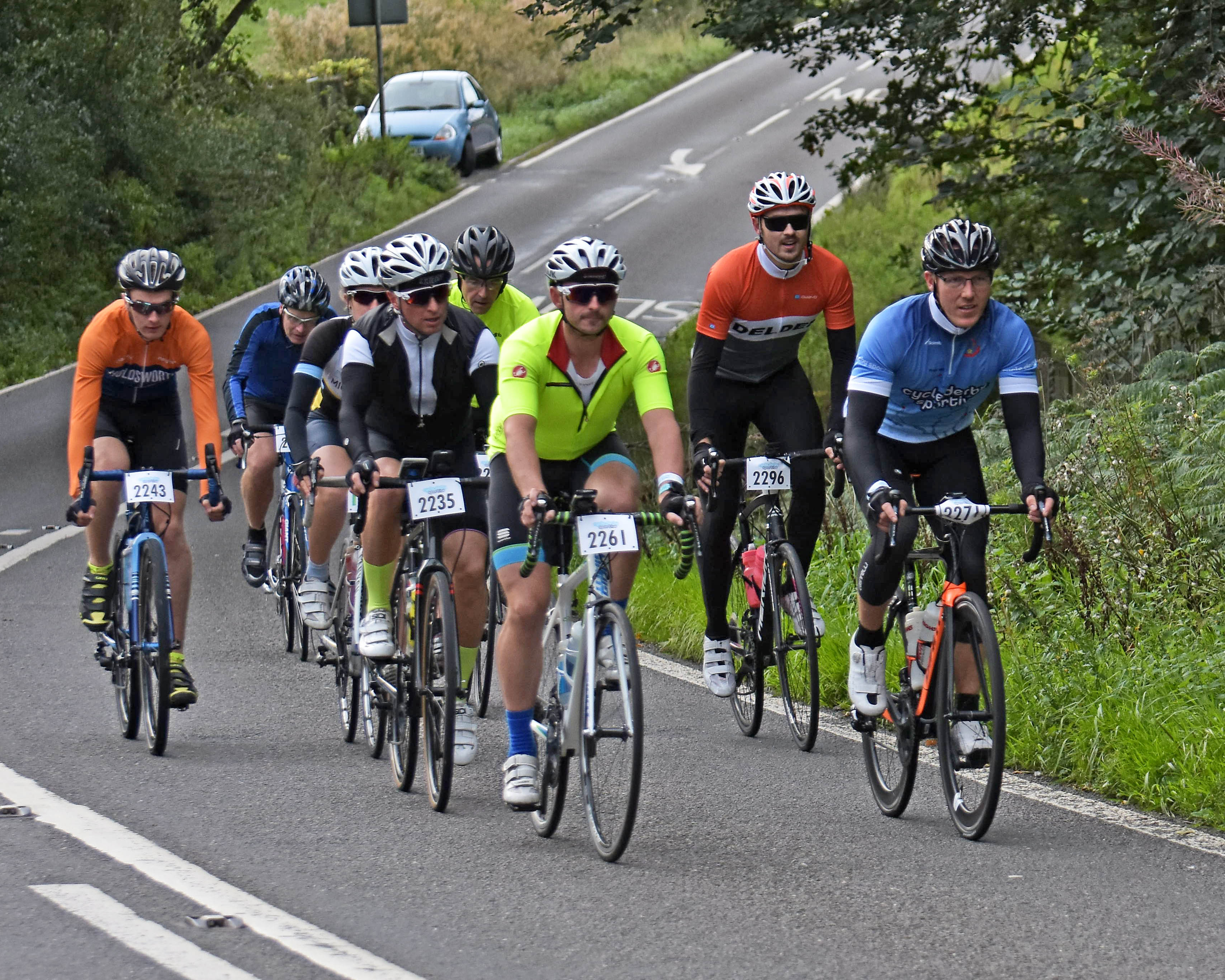 Cycle Derby North Derbyshire Challenge - image 2