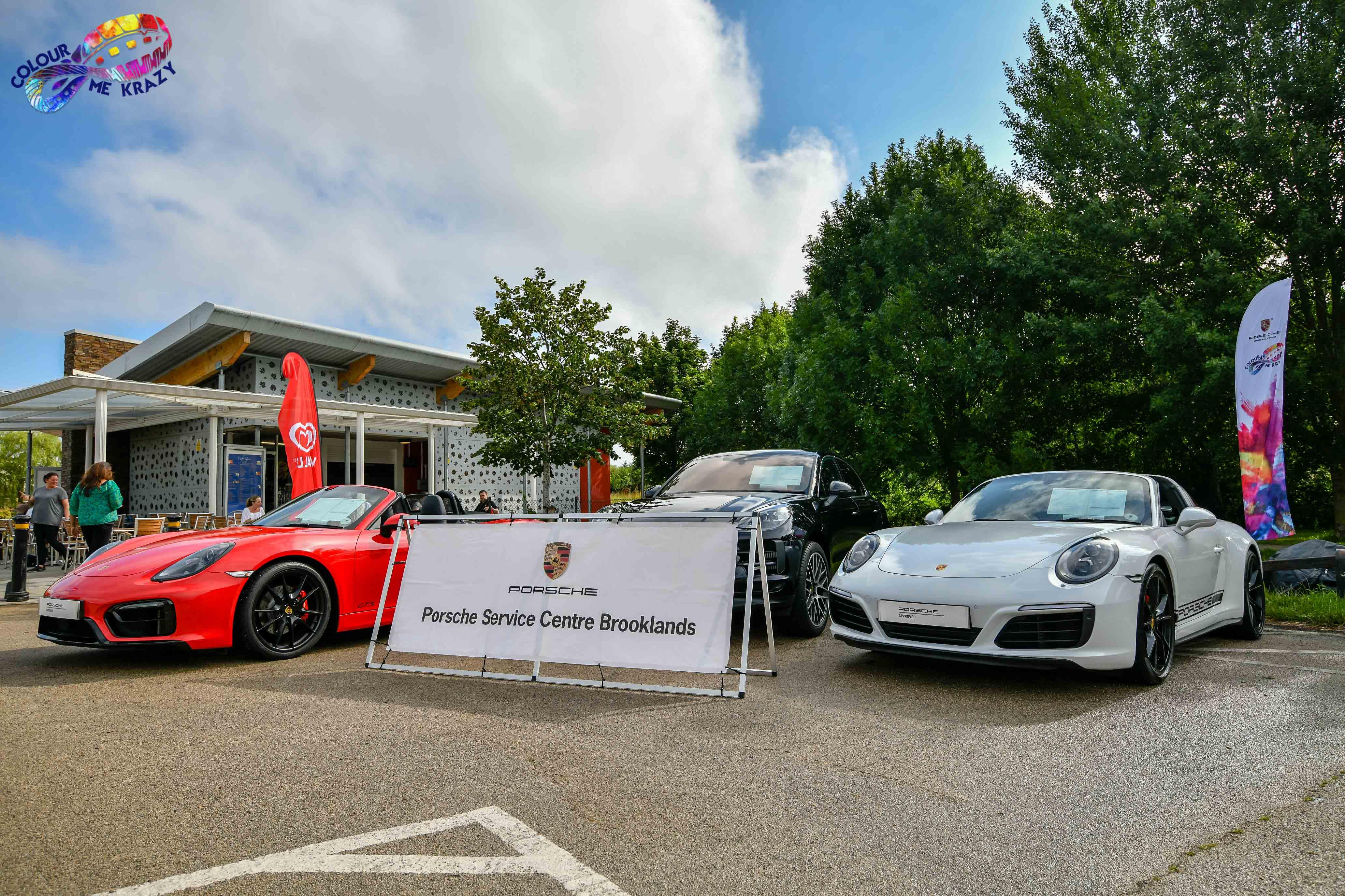 Porsche Brooklands Colour Me Krazy 5k - image 1