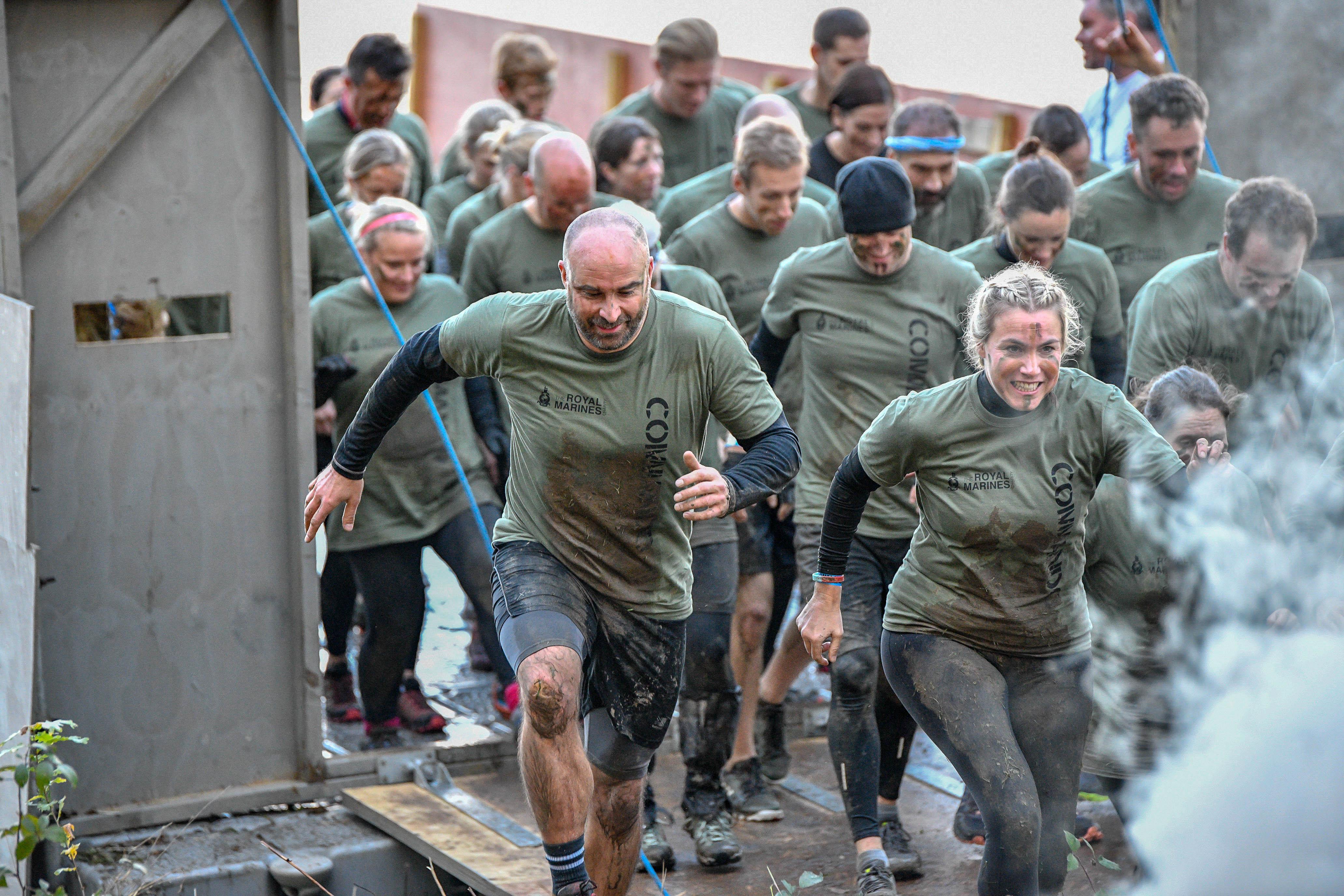 Commando at Hever Castle - image 1