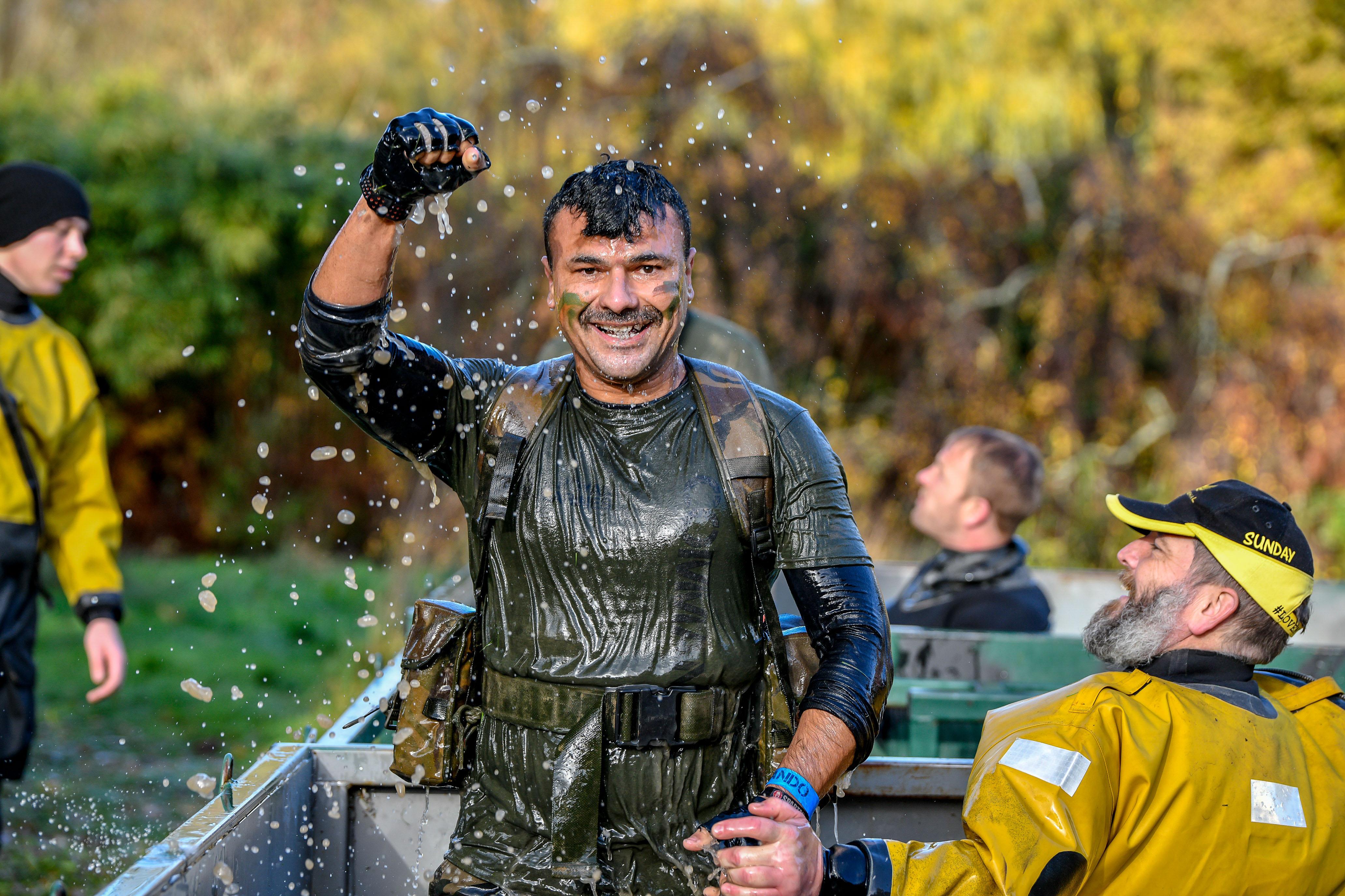Commando at Hever Castle - image 2